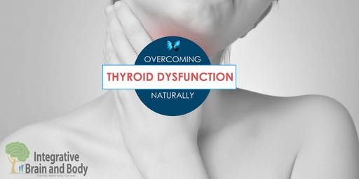 How to Overcome Thyroid Dysfunction Without Adding More Medication
