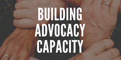 Building  Advocacy Capacity in Bastrop County tickets