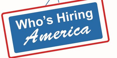 Who's Hiring America Richardson Career Fair