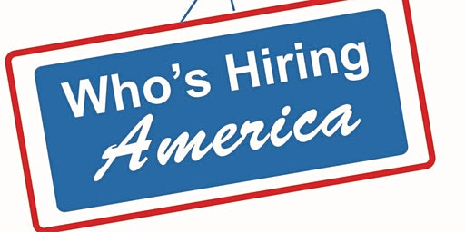 Who's Hiring America Richardson Career Fair