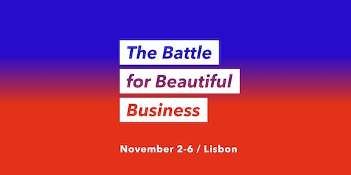 House of Beautiful Business | Lisbon | November 2-6, 2019