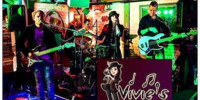 Soirée Pop Rock avec Vivie's