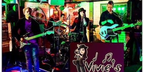 Soirée Pop Rock avec Vivie's tickets