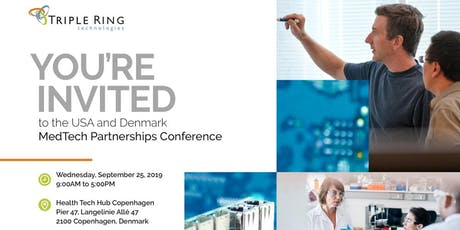 USA-Denmark MedTech Partnerships Conference tickets