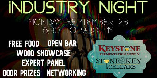 Industry Night with Wood Showcase