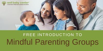FREE Introduction to Mindful Parenting