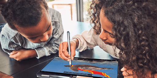 Create Fun 3D Art ages 6+