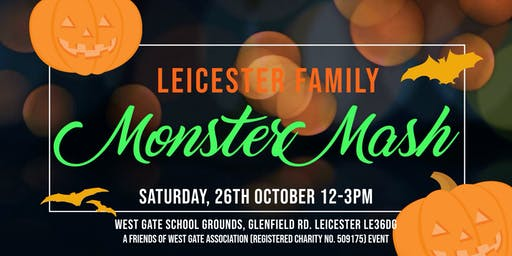 Leicester Family Monster Mash