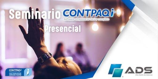 SEMINARIO: NUEVAS CARACTERISTICAS DE CONTPAQi® COMERCIAL PREMIUM VERSIÓN 5