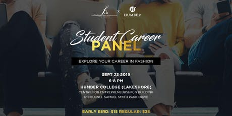 Student Career Panel tickets