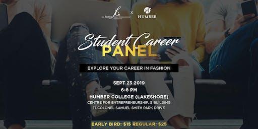 Student Career Panel