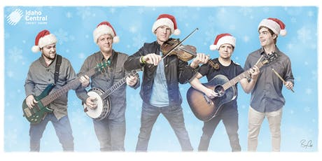 Ryan Shupe & The Rubberband -- Christmas tickets
