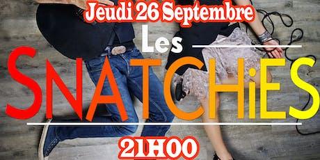 Duo Pop Rock Les Snatchies tickets