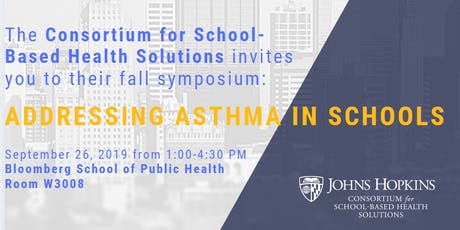 Symposium on Asthma Care in Schools tickets