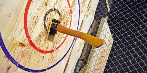 Axe Throwing + Grit Conversation + Wild Barrel Brews