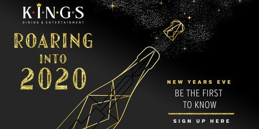 Roaring into 2020 at Kings Boston!