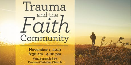 Trauma and the Faith Community - 1 Day Conference tickets