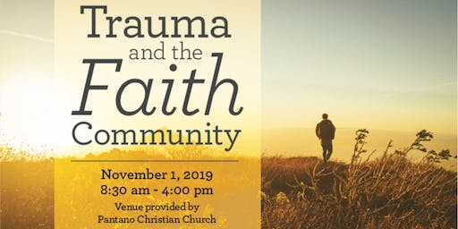 Trauma and the Faith Community - 1 Day Conference