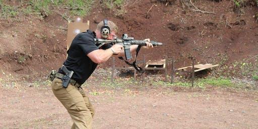 Combat Rifle Level 1 & 2 (Wichita)