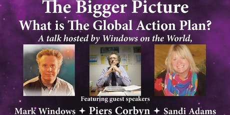The Bigger Picture- Scotland tickets