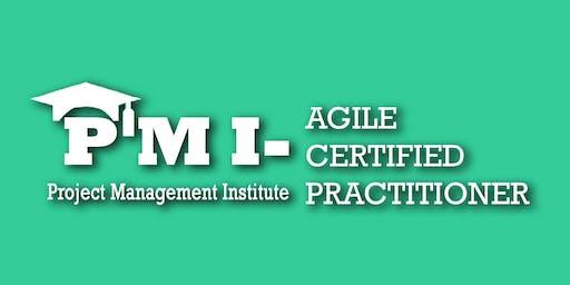 PMI-ACP (PMI Agile Certified Practitioner) Training in Denver, CO