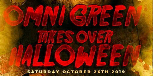 Omni Green Halloween Takeover