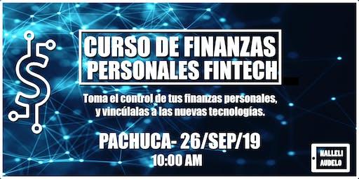 Finanzas Personales - Fintech - Pachuca 26 de Septiembre 10:00 AM