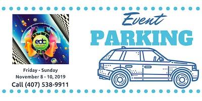 Event Parking Orlando: Electric Daisy Carnival (EDC Orlando)