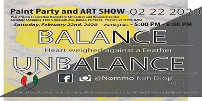 Balance  Unbalance