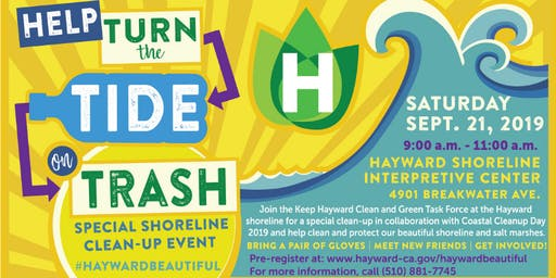 Special Shoreline Clean-up Event