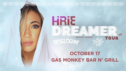 Hirie + RDGLDGRN tickets