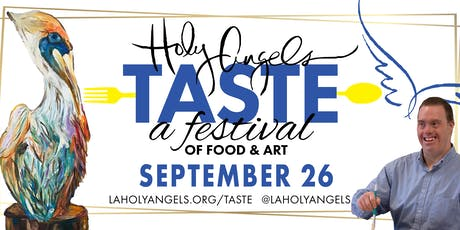 TASTE: A Festival of Food & Art tickets