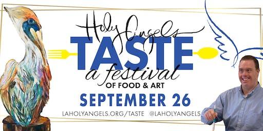 TASTE: A Festival of Food & Art