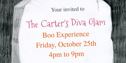 The Carter's Diva Glam Boo Experience