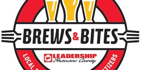 Leadership Shawano County Brews & Bites tickets