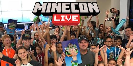 MINECON Live 2019 tickets