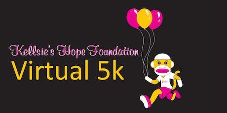 Kellsie's Hope Foundation Virtual 5K 2019 tickets