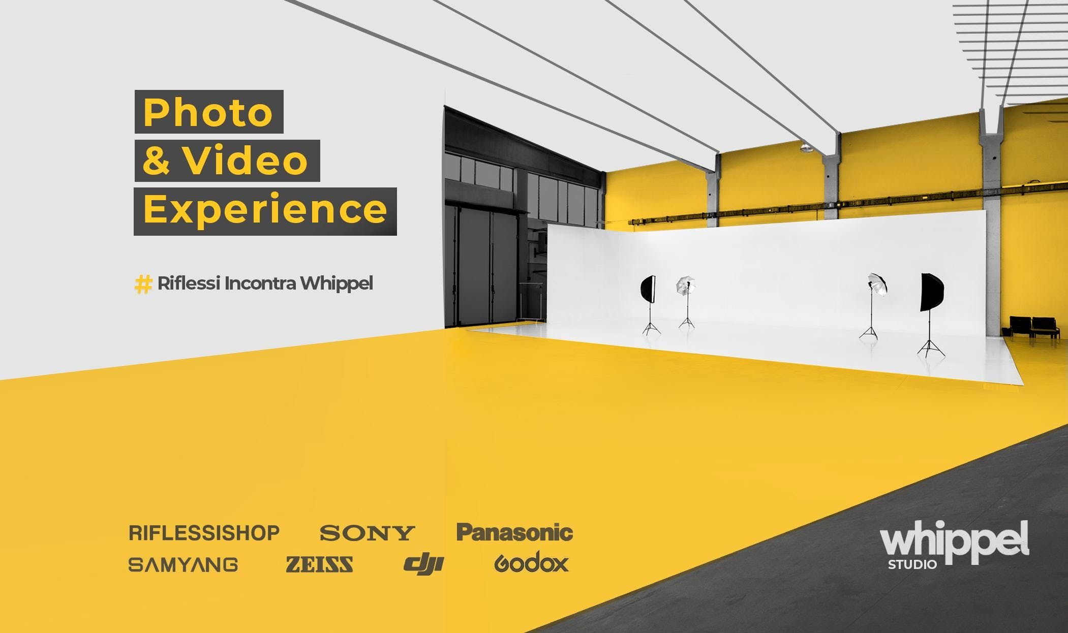 Whippel - Photo & Video Studio Experience