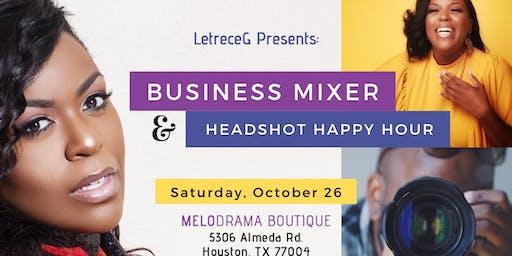 Business Mixer & Headshot Happy Hour