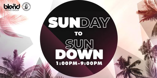 Sunday to Sundown Day Party