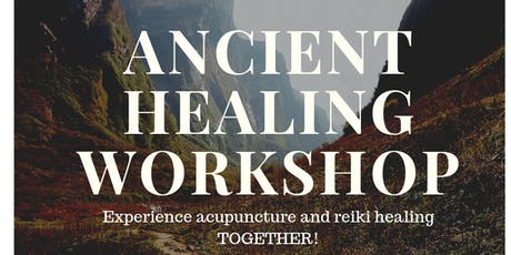 Ancient Healing Workshop tickets