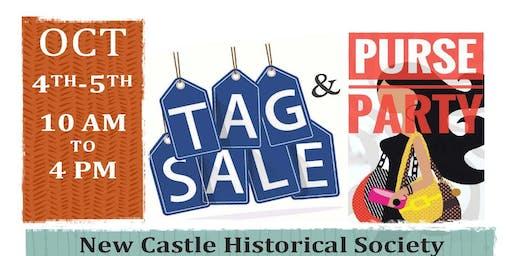 Tag Sale & Purse Party