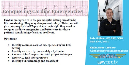 Conquering Cardiac Emergencies