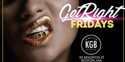 Get Right Friday