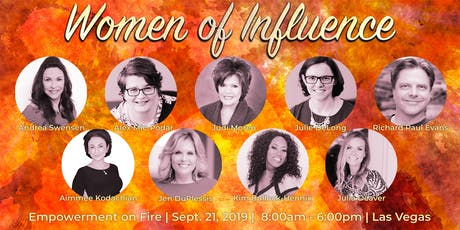 Powerful Women of Influence tickets