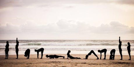 Beach Sun Salutations  tickets