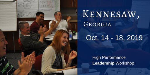 High Performance Leadership Workshop