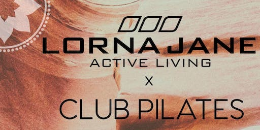 Free MAT PILATES CLASS @ Lorna Jane Biltmore (Hosted by Club Pilates)