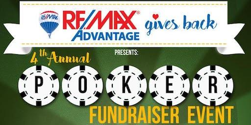 RE/MAX Advantage Poker Event