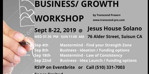 Business/Growth Workshop
